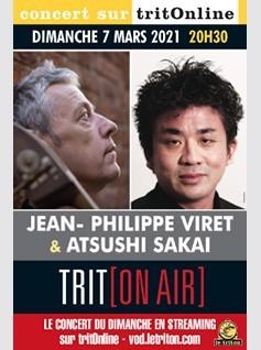 Image de couverture JEAN-PHILIPPE VIRET & ATSUSHI SAKAI