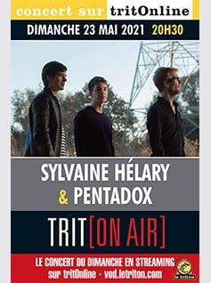 Image de couverture SYLVAINE HELARY & PENTADOX