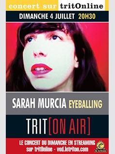 SARAH MURCIA - EYEBALLING