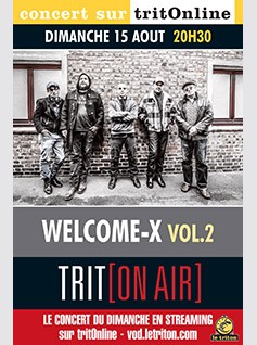 WELCOME X - VOL. 2