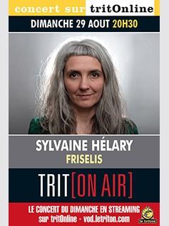 SYLVAINE HELARY - FRISELIS