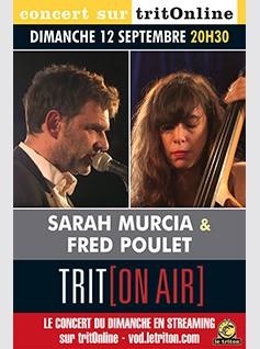 Image de couverture SARAH MURCIA & FRED POULET - BEAU CATCHEUR