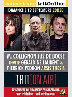 JUS DE BOCSE INVITE G. LAURENT & P. PEDRON - ARSIS THESIS