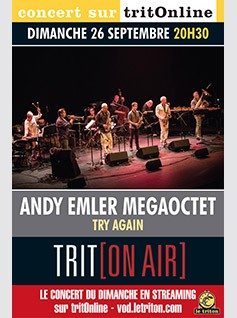 Image de couverture ANDY EMLER - TRY AGAIN