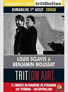 LOUIS SCLAVIS & BENJAMIN MOUSSAY