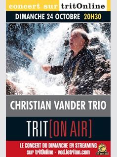 Image de couverture CHRISTIAN VANDER TRIO