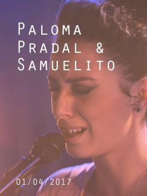 PALOMA PRADAL & SAMUELITO