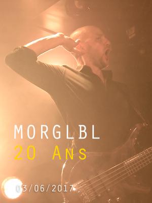 Image de couverture MORGLBL - 20 ANS