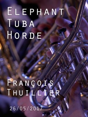 Image de couverture FRANCOIS THUILLIER - ELEPHANT TUBA HORDE