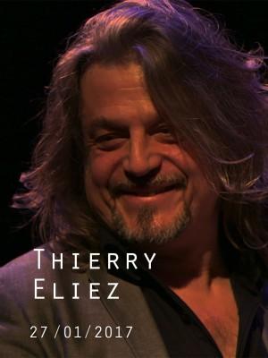 Image de couverture THIERRY ELIEZ