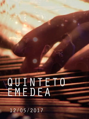 Image de couverture QUINTETO EMEDEA