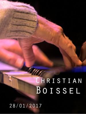 Image de couverture CHRISTIAN BOISSEL SOLO